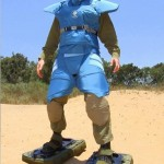Demining_Suit_-_Deminer_with_demining_suit_and_Minefield_shoes